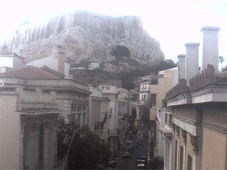 athens acropolis webcam