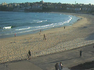 Bondi beach webcam