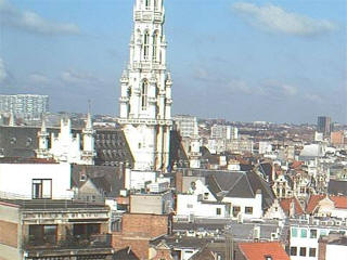 Brussels web cam