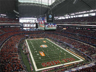 Cotton Bowl live stream