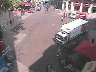 Leicester Square webcam live view