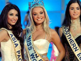 Miss World web cam