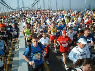 New York marathon live stream