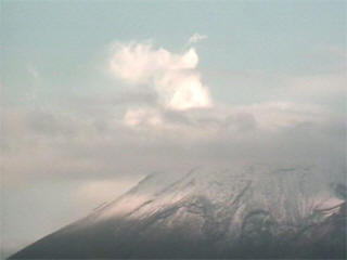 volcano webcam mexico