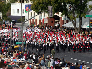 Rose Parade live feed