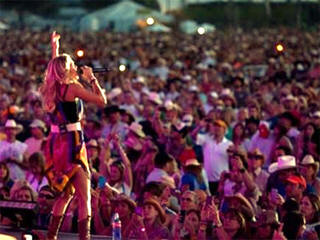 Country Music Festival Line Up