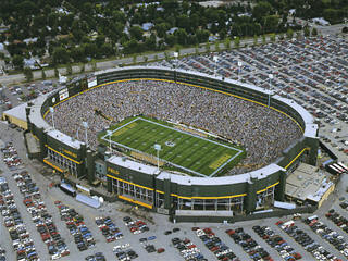 Lambeau field live feed