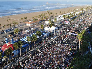 Surf city marathon live feed