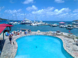 Virgin islands web cam view