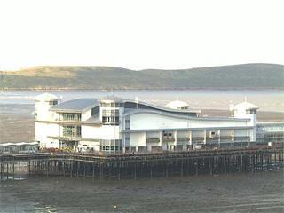 weston super mare pier webcam live t4 on the beach web. Black Bedroom Furniture Sets. Home Design Ideas